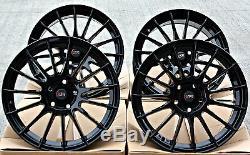 17 Dtd Dg1 Gb Roues Alliage pour Vauxhall Adam Astra Mk5 & Vxr