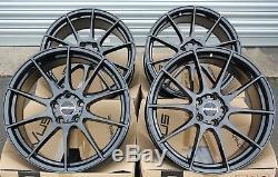 17 Novus 02 GB Roues Alliage pour Opel Calibra Corsa D Vxr