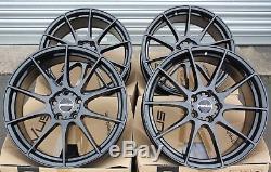 17 Novus 02 Gb Roues Alliage pour Opel Calibra Corsa D & Vxr