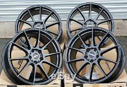 18 NOVUS 02 GB Roues Alliage Pour Opel Calibra Corsa D & Vxr