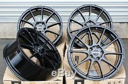 18 NOVUS 02 GB Roues Alliage Pour Vauxhall Adam Astra MK5 & Vxr