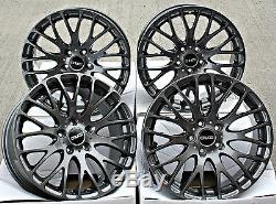 18 Roues Alliage CRUIZE 170 GM Pour Vauxhall Adam Astra MK5 & Vxr