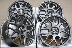 18 Roues Alliage CRUIZE CR1 GM Pour Vauxhall Adam Astra MK5 & Vxr
