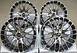 18 Roues Alliage Cruize 170 Bp pour Opel Calibra Corsa D Vxr