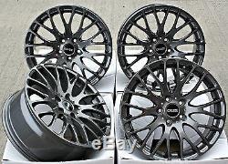 18 Roues Alliage Cruize 170 GM pour Opel Calibra Corsa D Vxr