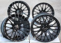 18 Roues Alliage Cruize 170 MB pour Vauxhall Adam Astra Mk5 & Vxr