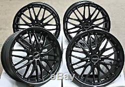 18 Roues Alliage Cruize 190 MB pour Opel Adam Astra MK5 & Vxr