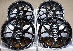 18 Roues Alliage Cruize CR1 GB pour Opel Adam Astra MK5 & Vxr