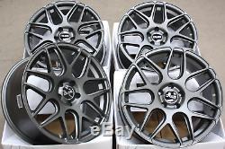 18 Roues Alliage Cruize CR1 GM pour Opel Adam Astra MK5 & Vxr