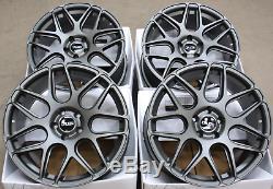 18 Roues Alliage Cruize CR1 GM pour Opel Calibra Corsa D Vxr