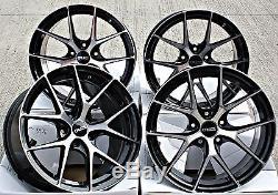 18 Roues Alliage Cruize Gto Bp pour Opel Calibra Corsa D & Vxr