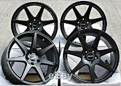 18 Roues Alliage Cruize Z1 MB pour Opel Adam Astra MK5 & Vxr