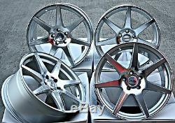 18 Roues Alliage Cruize Z1 Sp pour Opel Calibra Corsa D Vxr