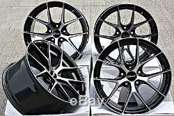 18 Roues alliage Cruize GTO BP pour Vauxhall Adam Astra MK5 & VXR