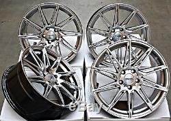 18 Roues alliage Cruize turbine pour Vauxhall Adam Astra MK5 & VXR