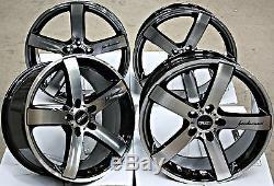 19 Roues Alliage CRUIZE Blade Bp Pour Vauxhall Adam Astra MK5 & Vxr