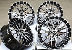 19 Roues Alliage Cruize 170 Bp pour Vauxhall Adam Astra Mk5 & Vxr