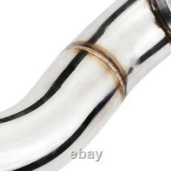 2,5 Échappement Inox Pre De Cat Decat Pipe For Vauxhall Opel Corsa E 1,6 Vxr