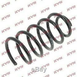 2x Essieu Arrière Bobine Ressorts pour Opel Corsa Mk III 1.6 Vxr 2007-2014