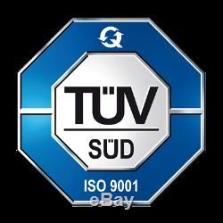 2x Essieu avant Roulements Roue pour Opel Corsa 1.6 Vxr 2011-2014