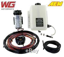 AEM V2 1 Gallon Eau Meth Injection Kit (Wmi) Pour Opel Corsa E Vxr 1.6T