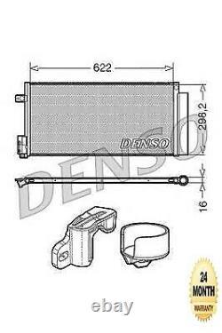 Air Conditionné AC Condenseur pour Opel Corsa Mk III 1.6 Vxr 2007-2014