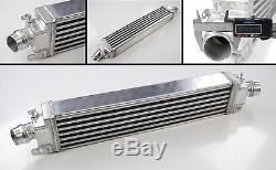 Aluminium Alliage Extension Refroidisseur pour Vauxhall Corsa Vxr Sri 1.6
