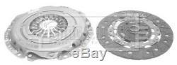 Borg N Beck 2PC Kit Embrayage pour Opel Corsa 1.6 Vxr 2011-2014