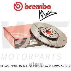 Brembo Max 308mm Disques de Frein Avant pour Vauxhall Corsa Mk IV (E) 1.6 Vxr