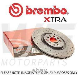 Brembo Xtra 308mm Disques de Frein Avant pour Vauxhall Corsa Mk IV (E) 1.6 Vxr