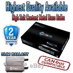 CORSA D VXR SRi SXi 06 et plus Smart CANBus H7 HID Kit métal AMPOULES