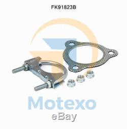 Catalyseur OPEL CORSA 1.6i VXR (Z16LER moteur) 2/07-4/11