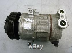 Compresseur de climatiseur Opel Corsa D E 1,6 Turbo VXR B16LER 13263478