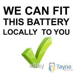 D21 Varta Vauxhall Corsa 1.6 VXR 2007-2013 Batterie 5 year Guarantee