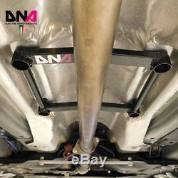 DNA Course Tunnel Châssis Renfort Kit Opel Corsa E Vxr OPC PC0455