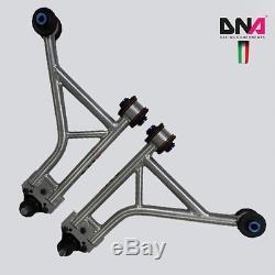 DNA Course avant Kit Bras de Suspension pour Vauxhall Opel Corsa D Vxr OPC
