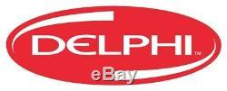 Delphi Essieu Arrière Frein Disques + Coussinets pour Opel Corsa Mk III 1.6 Vxr