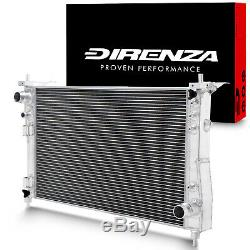 Direnza 40mm Alliage Sport Radiateur Vauxhall Opel Corsa D 1.6 Turbo Vxr