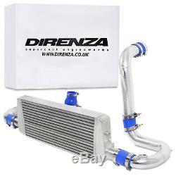 Direnza Avant Alliage Intercooler Fmic Kit Pour Vauxhall Opel Corsa E 1.6 Vxr