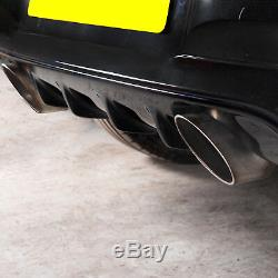 Direnza Inox Catback Système D'évacuation Pour Vauxhall Opel Corsa E Vxr 1.6