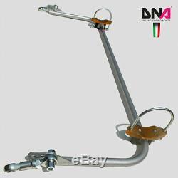 Dna Course Arrière Adjust. Anti-roulis Rouleau Barre Kit Opel Corsa D Vxr OPC