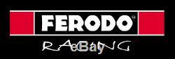 Ferodo DS2500 plaquette frein arrière pour Vauxhall Opel Corsa D VXR 1. 6 T