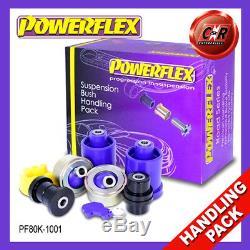 Handling Pack Powerflex Route série OPEL CORSA D VXR pf80k-1001