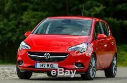 LOGO OPEL Vauxhall CALANDRE Corsa E VXR 2015 2020 BADGE ORIGINAL XX7511LL0200