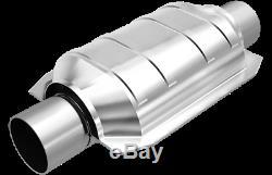 Magnaflow 400 Zeller Céramique Pot Catalytique Vauxhall VXR8 Berline 60mm C4e