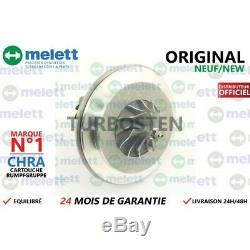 Melett CHRA Turbo VAUXHALL CORSA Mk III 1.6 VXR 192 CV 53039700110 53039800110