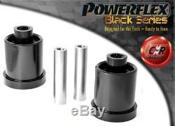 OPEL CORSA D VXR Powerflex Black Series arrière faisceau bagues MONTAGE