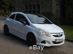 Opel Corsa Complet Corps Kit Vxr Style Exclusif