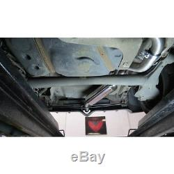 Opel Corsa D VXR 07 vers l'arrière Cobra Echappement (Resonated) (VX16)