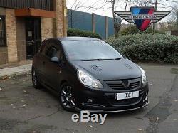 Opel Corsa Vxr Côté Jupes pour Corsa D Tuning